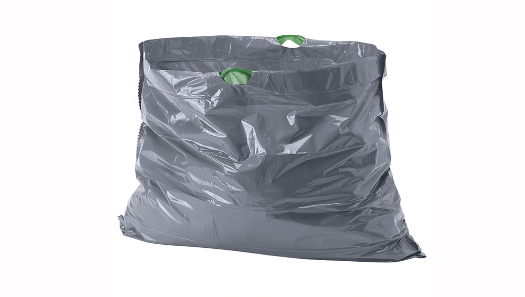 мешки для мусора с завязками