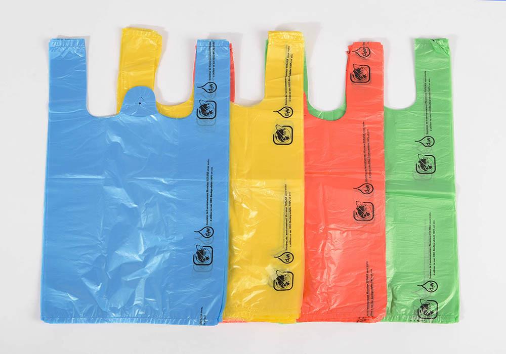 Пакеты с логотипом оптом от производителя