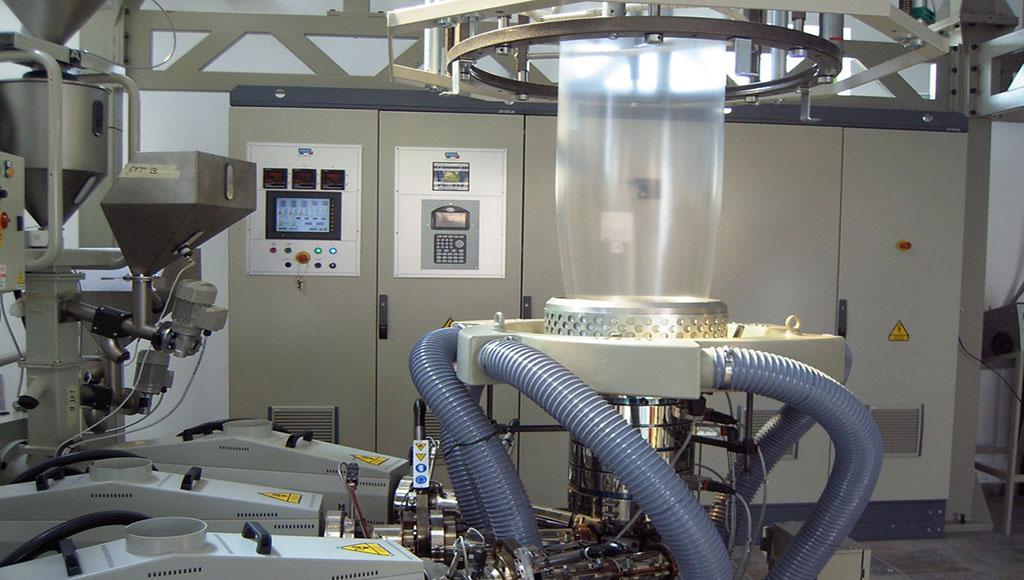 экструдерный агрегат SJ-65