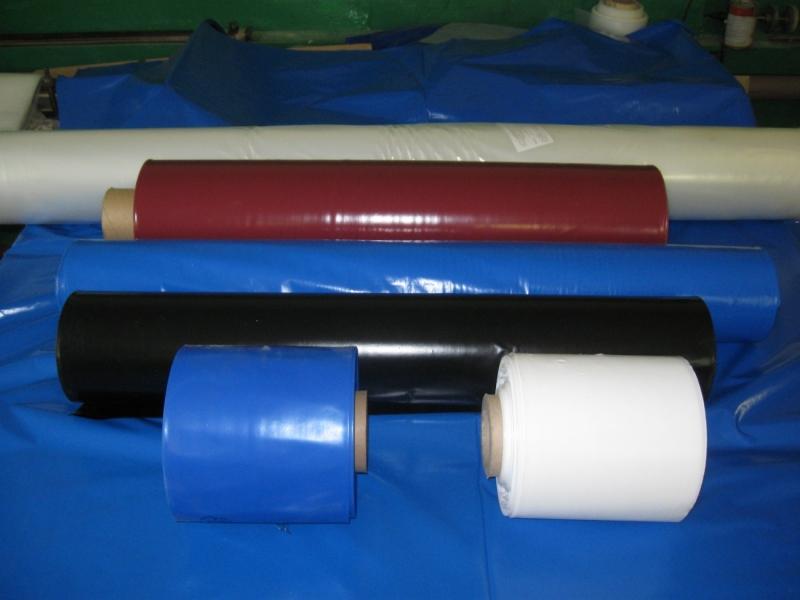Особенности синей полиэтиленовой пленки