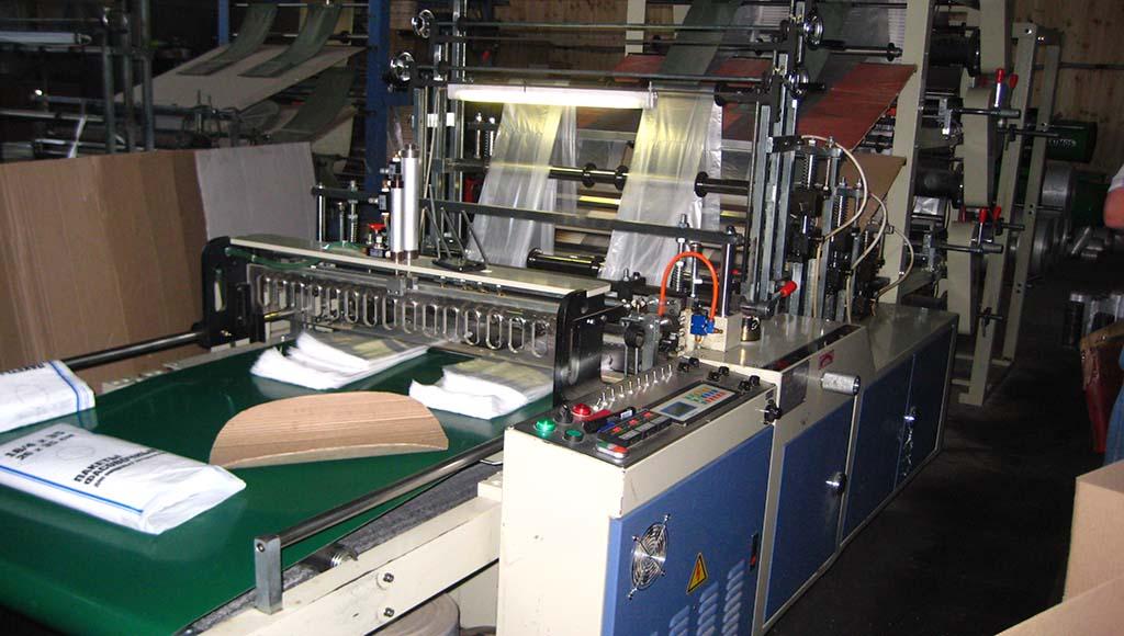 технология производства пакетов и оборудование